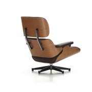 'Eames Lounge Chair' in Kirschbaum