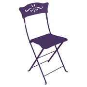 Bagatelle chaise aubergine 20kopie