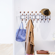 Garderobe 'Hang it all' von Vitra