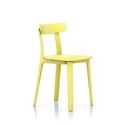 Einzelstück 'All Plastic Chair' von Vitra