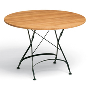 'Classic' Gartentisch rund