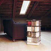 Der 'Buchstapler'