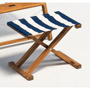 Hocker mit Riviera-Feeling