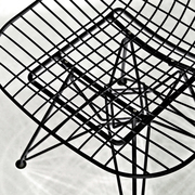 'Wire Chair' von Vitra