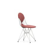 'Wire Chair' mit Bikini