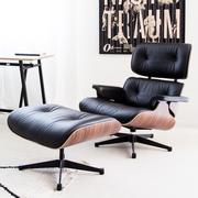 Der 'Eames Lounge Chair'