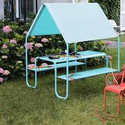 Chaise metal pour enfant fauteuil de jardin pour enfant