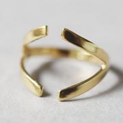 Neu: Ring 'Open V'