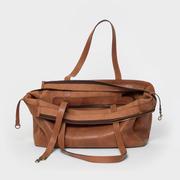 Grosser Tote-Bag mit Zipper