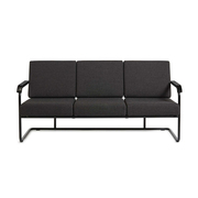 'Moser' Sofa mit Hallingdal-Stoff