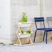 Urban Gardening im 'Vertical Garden'