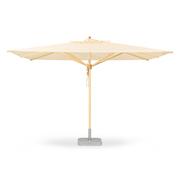 Quadratischer 'Klassiker' Sonnenschirm