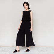 Hana jumpsuit black 4