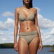 Bronze-Bikini von 'Paula Beachwear'