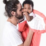 Süsser Winter-Schlafsack für Babys