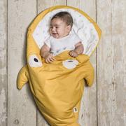 Süsser Schlafsack für den Neuzugang