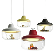 Wundersame Lampe mit 'Favourite Things'