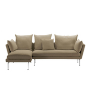 Sofa mit Chaiselongue 'Suita'