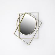 Kunstvoller Spiegel 'Prego'