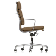 Bürodrehstuhl 'Soft Pad' mit hoher Lehne