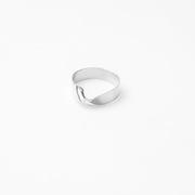 Cooler Ring mit Twist