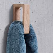 Handtuchhalter aus Holz