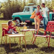 Salon de jardin metal fauteuil de jardin salon de jardin fermob