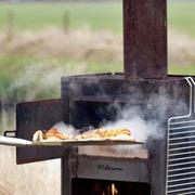 Die beste Pizza aus dem 'Outdooroven'