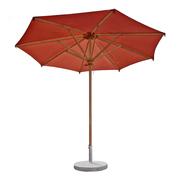 Schirm 'Ombrelloni' in Farbe