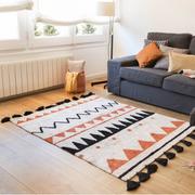 Verspielter Teppich 'Azteca'