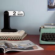 'Ewiger' Tischkalender von Enzo Mari