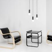 Beistelltisch '915' von Alvar Aalto