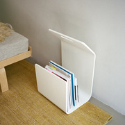 Für Zeitschriften oder Holzscheite