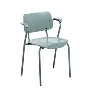 Lukki chair sage green lacquer web 1846724
