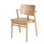 P domus chair natural lacquered birch photo juha nenonen