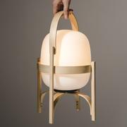 Kleine Lampe 'Cestita Bateria'