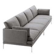 Sofa 'William' in Stoff