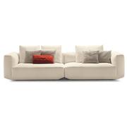 Tiefes Sofa 'Pianoalto'