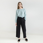 Yumi trousers black