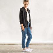 Lana jacket graphite
