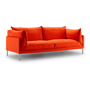 Sofa 'Butterfly' in festem Stoff