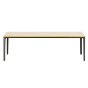 Vitra plate table eiche natur 6