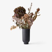 Cyclade vase small  black