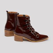 Tuva merlot boots 3