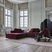 Sofa 'Bermuda' mit Chaiselongue