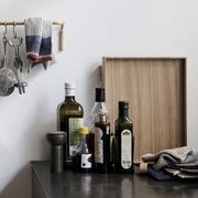 Holztablett 'Bon' in japanischem Stil