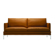 Sofa 'William' in Leder