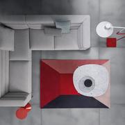 Marmor-Tischli 'Niobe 672'
