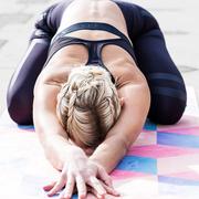 Yogamatte von 'Luviyo'