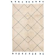 Waschbarer Teppich 'Tanvi'